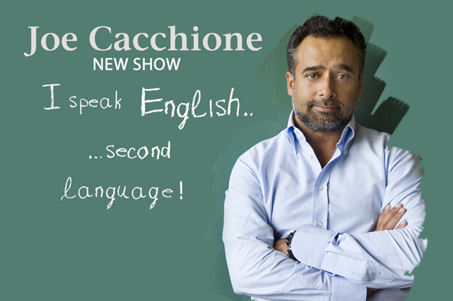 Joe De Santis Wallpapers Joe Cacchione returns with encore performances italocanadese